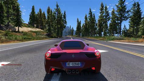 Gta 5 Ferrari Cheat by Ferrari 458 Italia Gta5 Mods