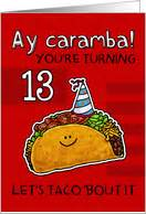 printable birthday cards 13 year old boy 13th birthday cards from greeting card universe