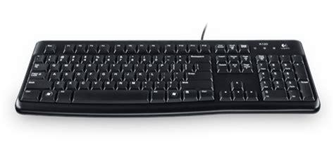 Keyboard Sturdy Usb logitech keyboard k120