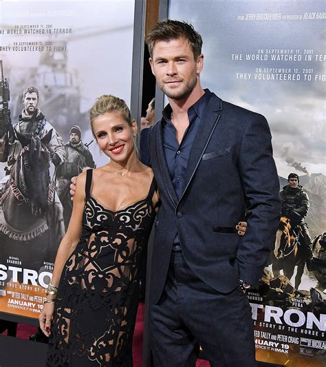elsa pataky opens up about filming with her husband chris