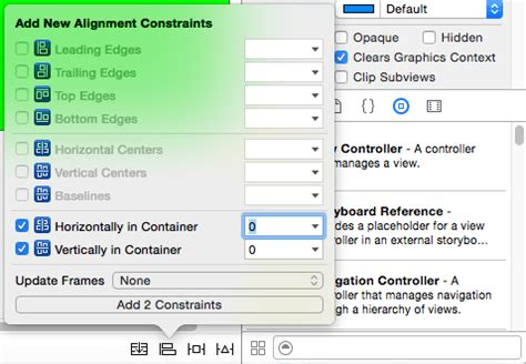 enable layout xcode a guided tour of xcode 8
