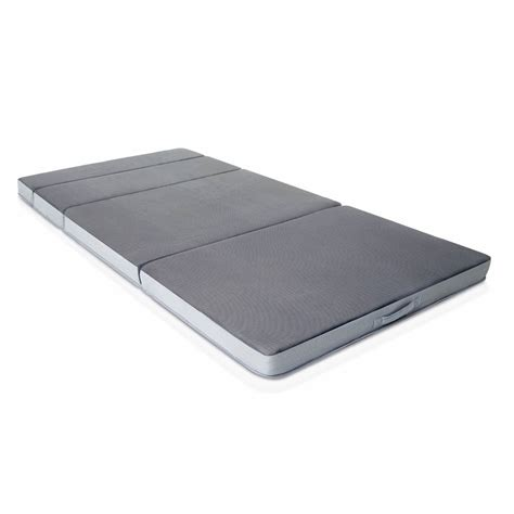 Folding Foam Bed by Lucid Folding Foam Mattress Reviews Wayfair