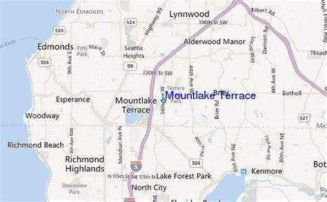 Edmonds Tide Table by Mountlake Terrace Tide Station Location Guide