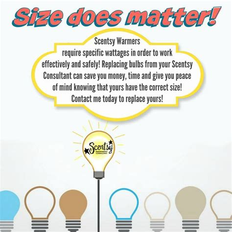 what size light bulb do i need light bulbs size mattersbarbara volkema scentsy