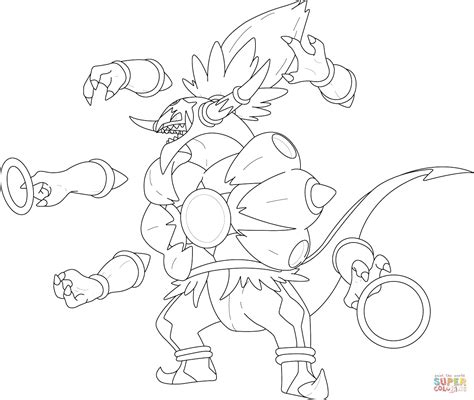 Pokemon Coloring Pages Hoopa | hoopa pokemon coloring pages images pokemon images