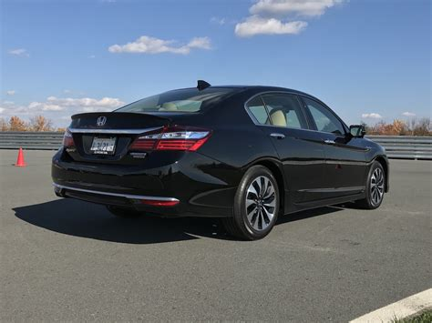 honda accord hybrid road test review