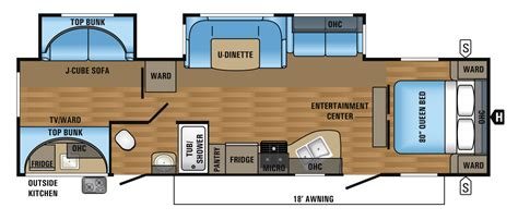 jayco floor plans 2017 flight travel trailer floorplans prices jayco