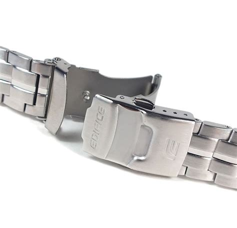 Casio Edifice Spare Band Watch Stainless Steel 22mm eqs a500db EQS A500   eBay