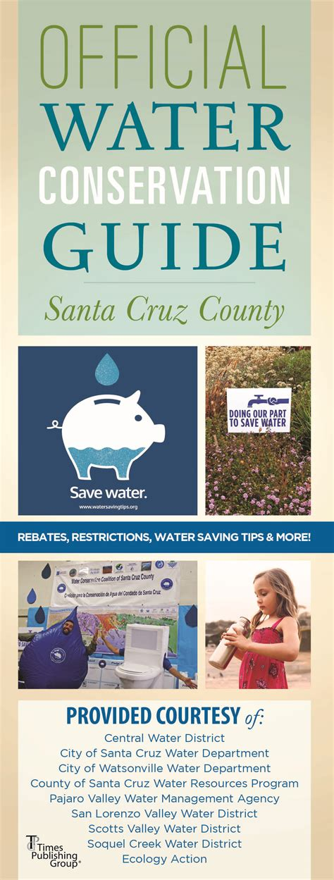 best 28 water conservation guidebook central water