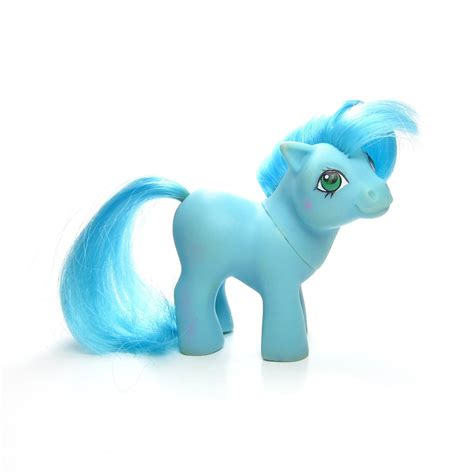 blue my blue baby ember my pony mail order brown eyed
