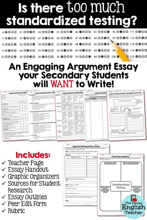 Standardized Testing Essay by Argumentative Essay Against Standardized Testing Docoments Ojazlink