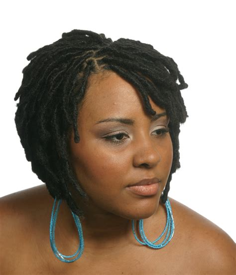 dreads extension hairstyle for women starter locs for women roots and penetrate the loc shaft