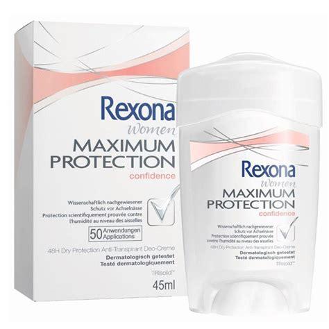 Degree Rexona Clinical Protection Deodorant Deodoran 45g rexona s maximum protection clinical