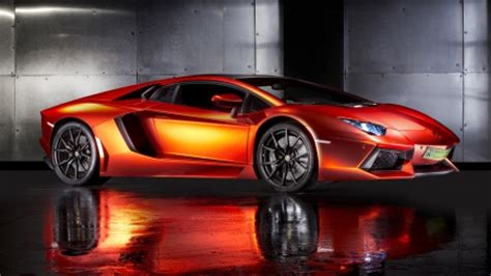 bright orange cars bright orange lamborghini aventador hdr lamborghini