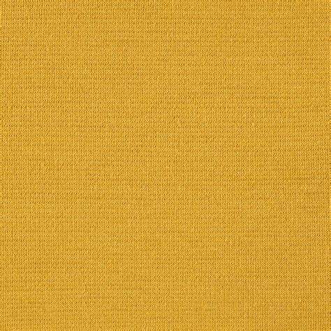 Roma Upholstery Fabric by Ponte De Roma Solid Mustard Yellow Discount Designer