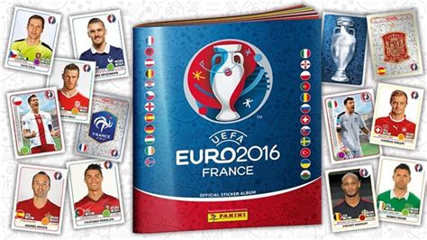 Panini Cards Sticker Album by Panini 2016 Official Sticker Album Cardzreview