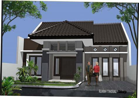 desain kamar rumah minimalis denah rumah sederhana untuk 1 2 3 4 kamar tidur dan tipe