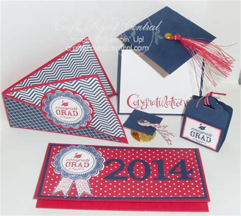 craft project central graduation cards and treats for craft project central