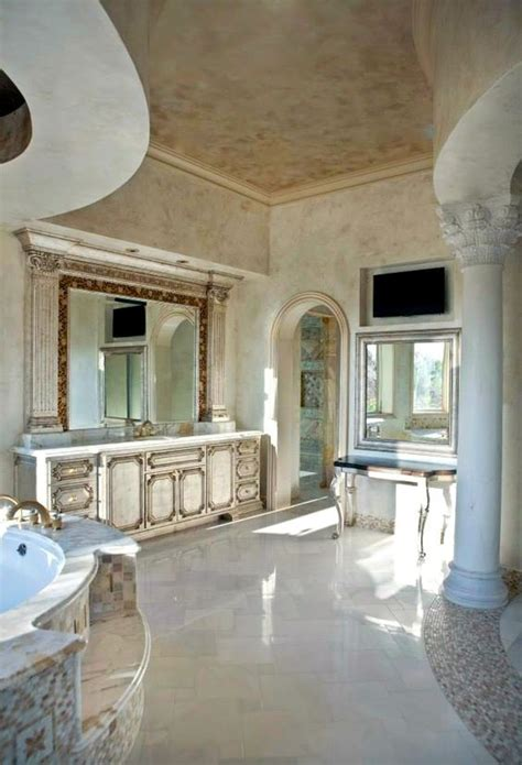 mosaic tile around bathtub how to design a luxurious master bathroom