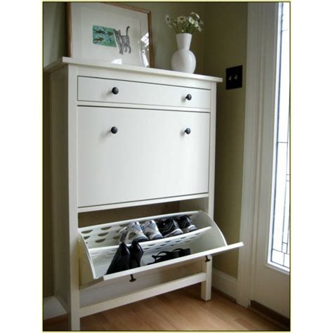 bathroom best front door shoe storage ideas on pinterest for hemnes shoe cabinet with 2 compartments white