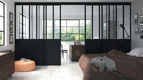 Fenetre Dans Cloison Interieure 2101 by Mur De Verre Fen 234 Tre Verri 232 Re Cloison Que Choisir