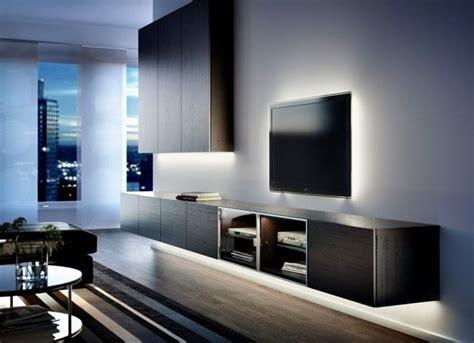 led strips wohnzimmer 17 best ideas about led leisten on wohnwand