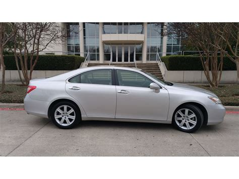 used lexus cars for sale by owner used 2009 lexus es 350 for sale by owner in mesquite tx 75181