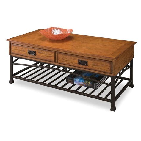coffee table styles shop home styles modern craftsman oak poplar rectangular