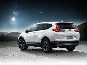 Cr V Honda New Honda Cr V Reportedly Coming To India With Diesel