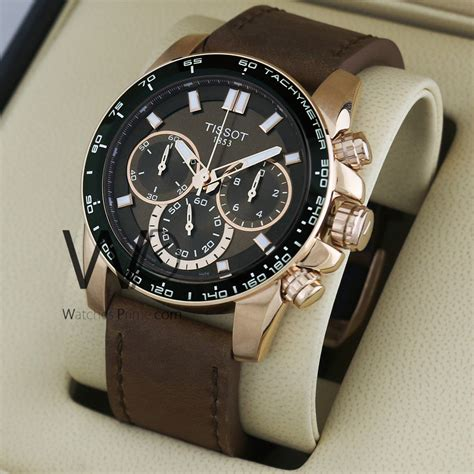 Harley Davidson Sfchrono Brown watches prime tissot 1853 chronograph brown with leather brown belt watches prime
