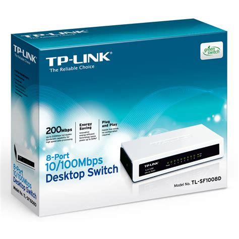 Dijamin Tp Link 8 Port 10 100mbps Desktop Switch Tl Sf1008d 8 port 10 100mbps desktop switch tl sf1008d silicon pk