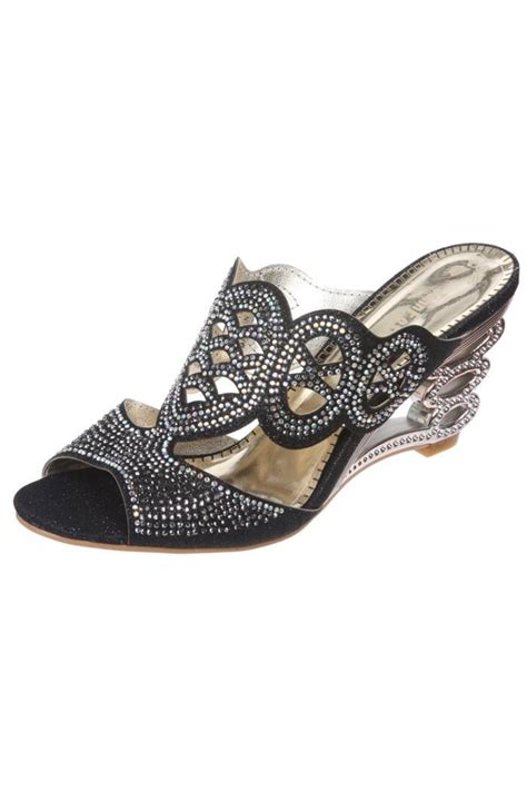 beaded sandal fashion beaded wedge sandal from baltimore by