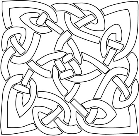 Abstract Coloring Pages Coloring Pages To Print Abstract Color Pages