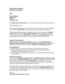 Edd Appeal Letter by Letter Of Appeal Sle Template Best Business Template