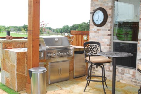 with david berryhill s new custom outdoor kitchens outdoor kitchen argyle texas this stainless steel