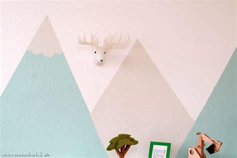 kinderzimmer berge wand wie wir dem kinderzimmer einen skandinavischen stil