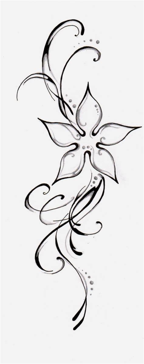 design flower simple simple floral art design www imgkid com the image kid