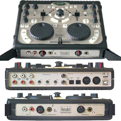 hercules dj console mk2 vends hercules dj console 150 euros autre