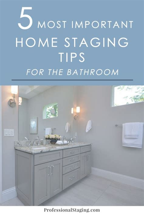 bathroom staging ideas 17 best ideas about bathroom staging on pinterest spa