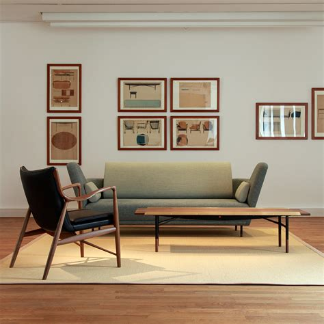 smink design furniture products collectibles finn juhl bench table