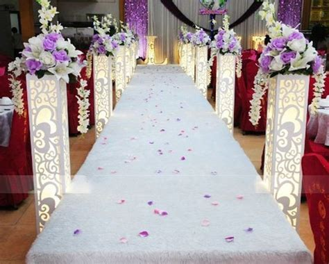 Wholesale wedding supplies carved pillar column without