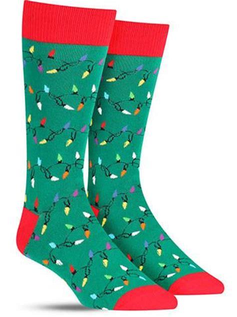 christmas sock men s christmas socks crazy socks for men