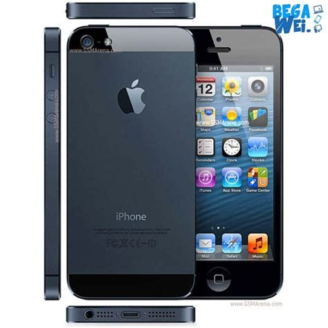 Hp Iphone 5 Di Jakarta spesifikasi dan harga iphone 5 begawei