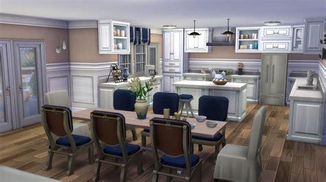 Small Kitchen Color Ideas Pictures by C 243 Mo Crear Una Cocina Incre 237 Ble En Los Sims 4 Simlish 4