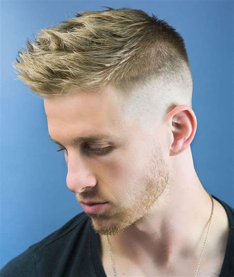 Barber Approved Faux Hawk Hairstyles For Men   FashionBeans