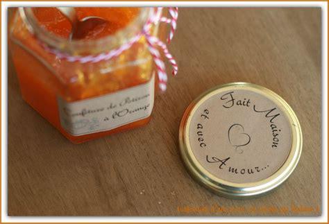 Diy Pot De Confiture by Diy Etiquettes Pour Pots De Confiture 224 La Citrouille Et