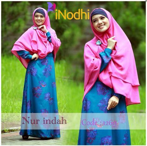 Pakaian Syar I 10 contoh baju muslim syar i model baru 2015