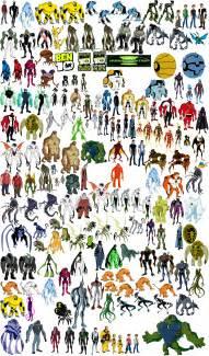ben 10 omniverse aliens images amp pictures becuo