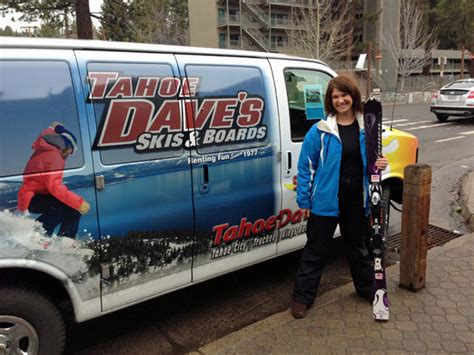 Rent A Option May Be For Travelers by Ski Rental Options In Lake Tahoe The Tv Traveler