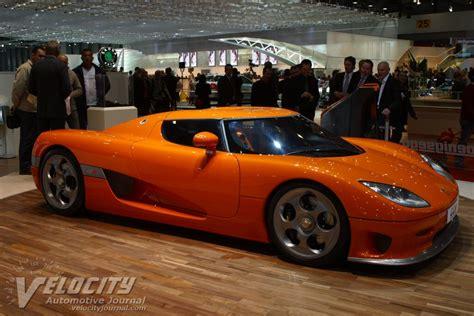 2004 Koenigsegg Ccr 2004 Koenigsegg Ccr Information